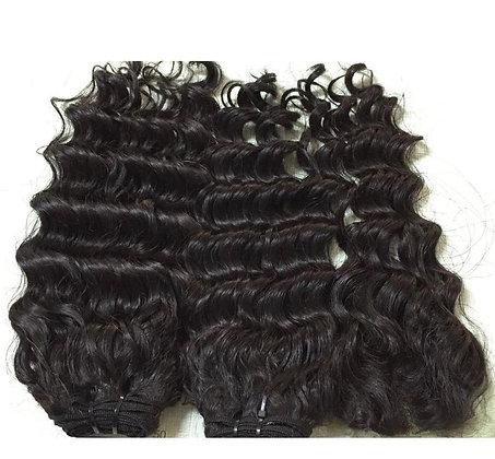 Kambodschanisches Haar - lockig - ab CHF 70.-
