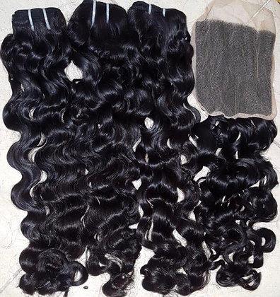 Kambodschanisches Haar L'ose lockig - ab CHF 70
