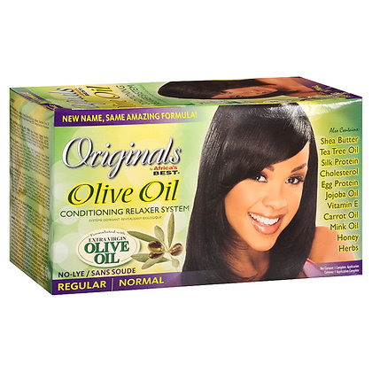 Originale Afrikas bestes Olivenöl