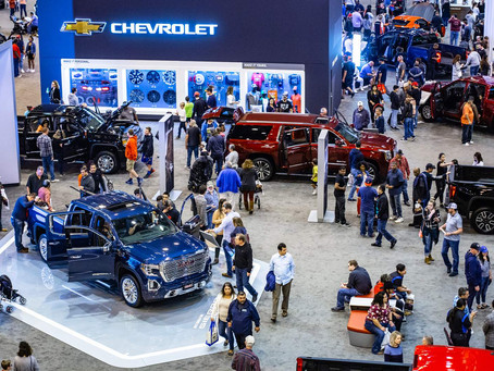 KPRC-2: Everything you need to know about what's new at this year's Houston Auto Show