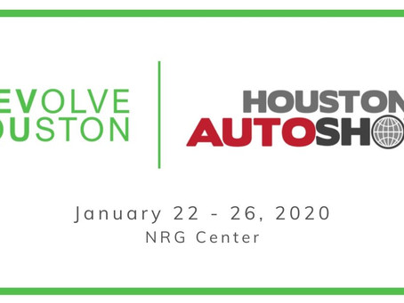 Houston Auto Show Spotlights Electrification by Featuring All-Electric Showroom with EVolve Houston