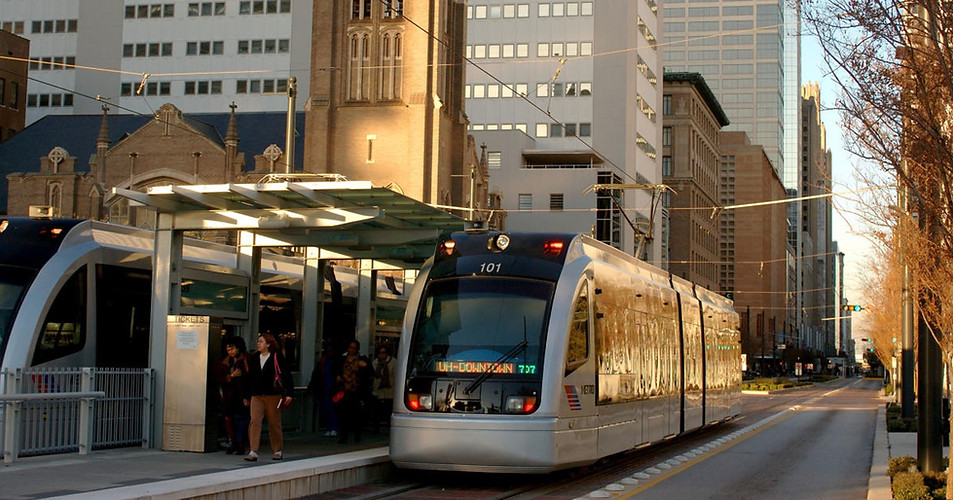 METRO currently operates a fleet of more than 1,230 buses, and approximately 40% of its fleet has been converted to hybrid technology that uses less diesel and reduces NOx emissions by as much as 50%. In addition, METRO operates approximately 23 miles of electric rail and a fleet of 76 electrified light-rail vehicles.
