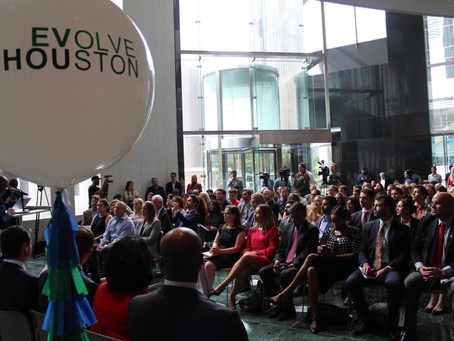 Gallery: EVolve Houston's official launch in photos