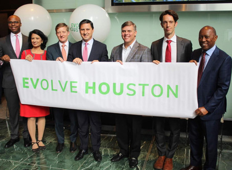 Press Release: Mayor Turner Announces EVolve Houston