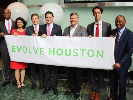Press Release: Mayor Turner Announces EVolve Houston