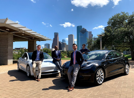 Innovation Map: Mayor announces major effort to reduce emissions on Houston's roadways