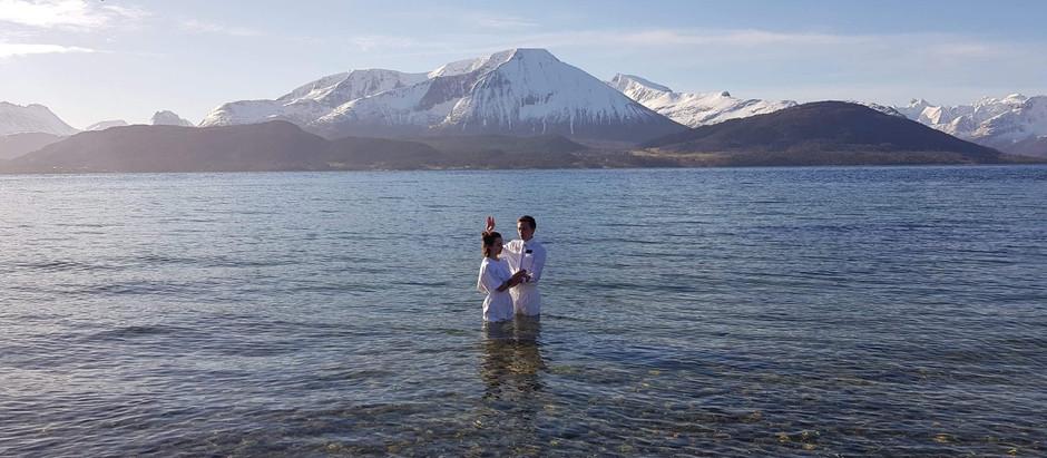 Fjord baptism-Ålesund