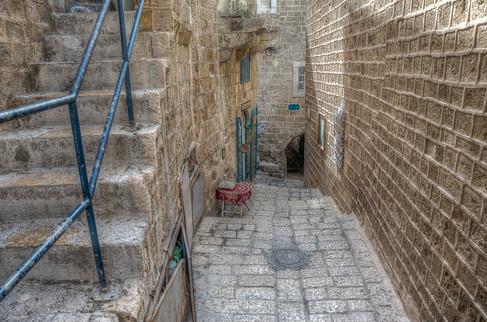Jaffa Old town HDR st-2.jpg