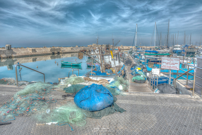 Jaffa Port HDR 1.jpg