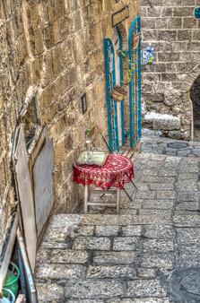 Jaffa Old town HDR st-3.jpg