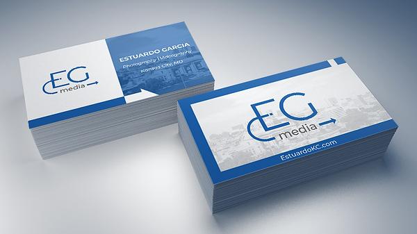 EG Media Business Cards