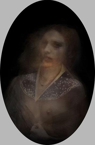 Femme battue - Photographie - 1/1 - 40 x 30 cm