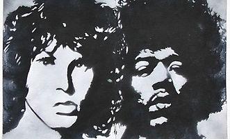 Morrison_et_Hendrix_-_Bombe_aérosol_sur_papier_-_32_x_48_cm.jpg