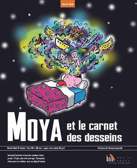 Patrick Moya -Moya et le carnet des desseins