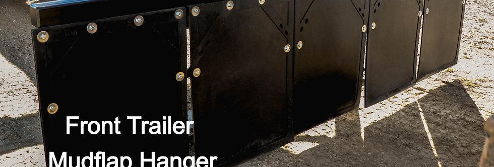 """102"""" Wide HD Logger Mudflap Hanger"""