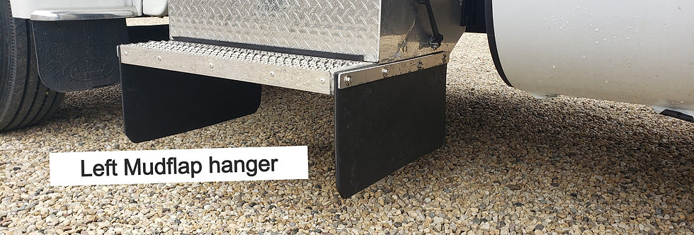 Peterbilt Under Step Flap Hanger (full set)