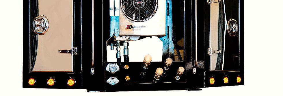 2070 Cooler Mount & Cabinets