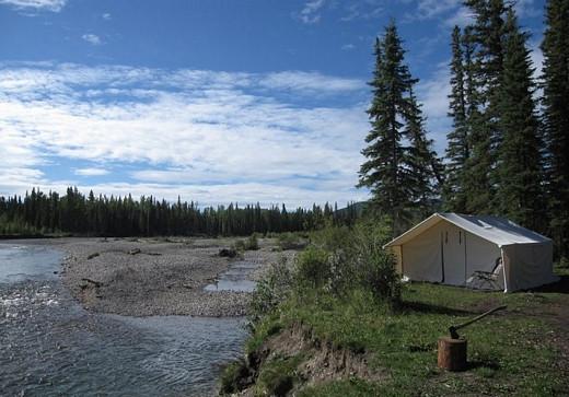 Prospectors Tent