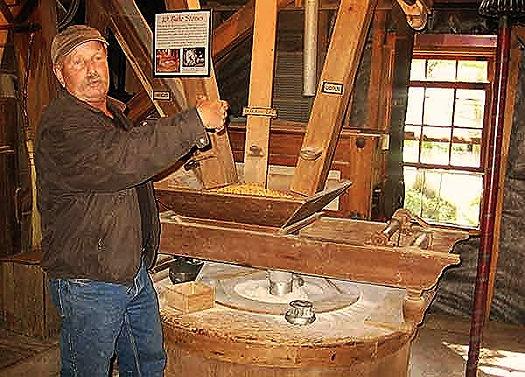 Volunteer Tour at Historic Bear's Mill Greenville, Ohio