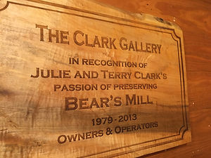Historic Bears Mill Clark Gallery Image