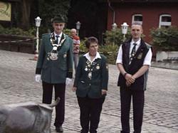 Majestäten 2006