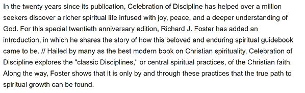 Celebration of Discipline summary.JPG