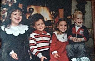 kathy kress all 4 children.JPG