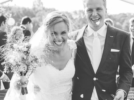 Bruiloft - Thijmen & Elleke