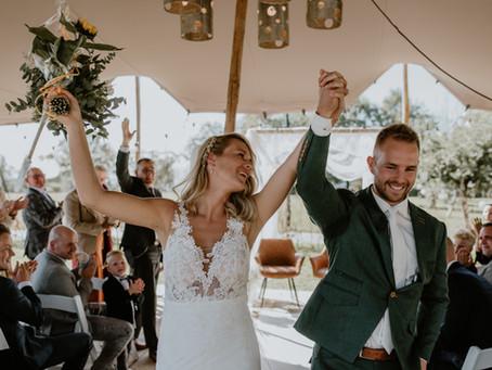 Bruiloft Sander & Loes