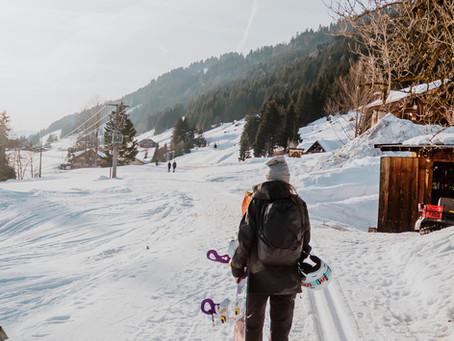 Maandblog Februari: van sneeuw tot voorjaar!