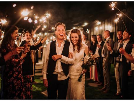 Bruiloft - Maarten & Anneloes