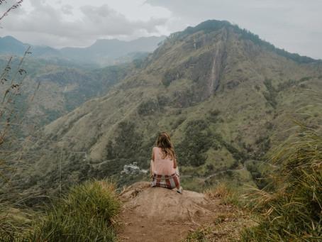 Mijn reis door Sri Lanka