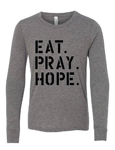 EAT. PRAY. HOPE.® BROKEN Kids Long Sleeved