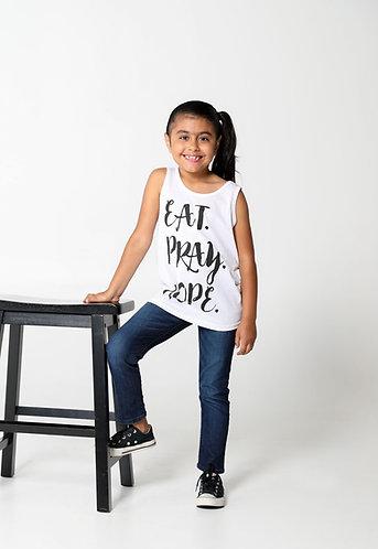 EAT. PRAY. HOPE.® SCRIPT Kids Tank