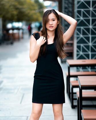 Doris Hui- 5'5