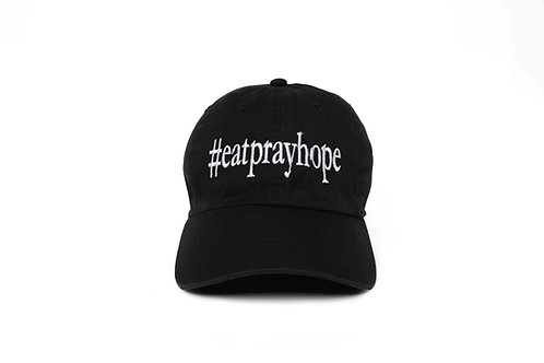 EAT. PRAY. HOPE.® Dad Hat - Hashtag