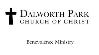 Benevolence Ministry