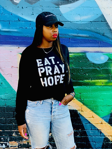 EAT. PRAY. HOPE.® BROKEN UNISEX LONG SLEEVE