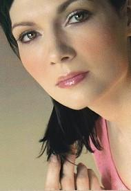 April Yatees- 5'7