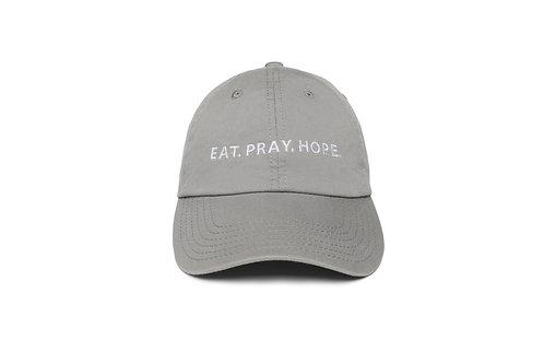 EAT. PRAY. HOPE.® Dad Hat -Horizontal