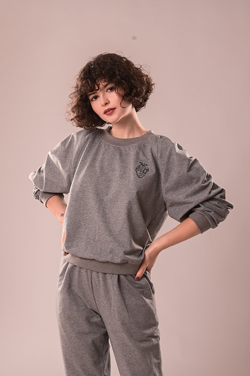 STTY - oversized sleeves