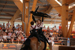 Marion Delumeau, Bouleries Jump, Voltige, Championnat, Meaux