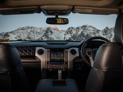 Tundra Right Hand Drive