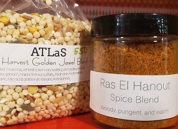 Couscous Blend with Ras el Hanout