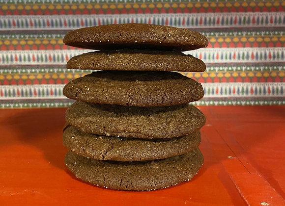 Chocolate Ginger-Clove Cookie