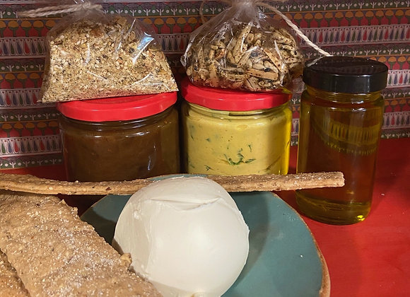 Middle Eastern Breads & Spreads