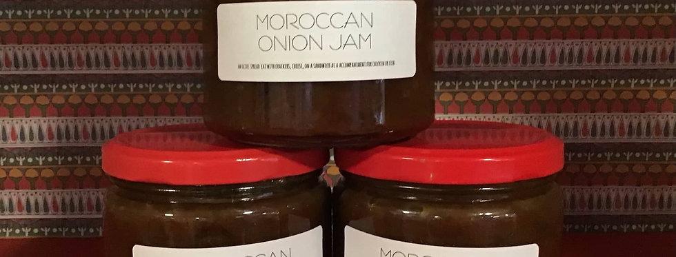 Moroccan Onion Jam
