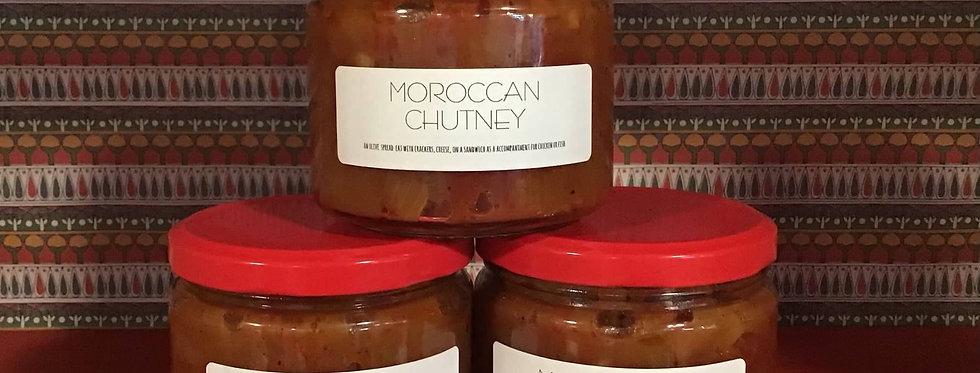 Moroccan Chutney