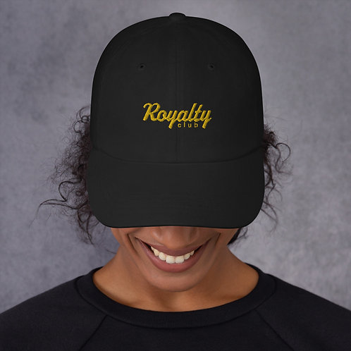 Royalty Club Dad hat