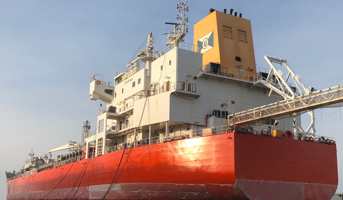 Langh Tech's scrubber systems to four gas tanker vessels
